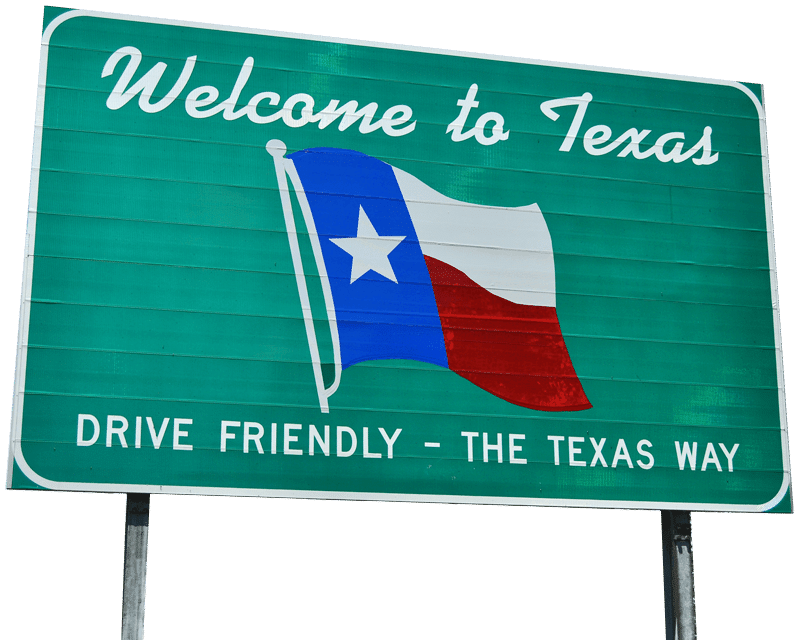 Move to Your Values - Move to Texas!